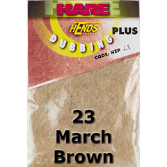 23 March Brown