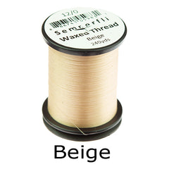 Semperfli Waxed Thread 12 0 Beige