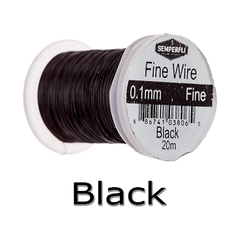 Semperfli Ultrafine Wire black