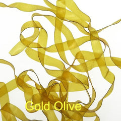 Body Stretch 4 mm Gold Olive
