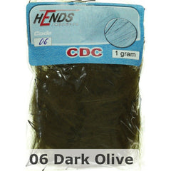 Hends CDC 1g packets Dark Olive