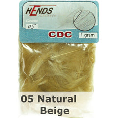 Hends CDC 1g packets Natural Beige