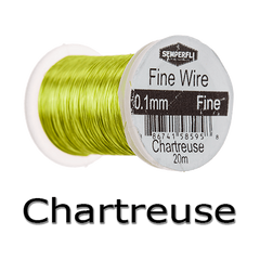 Semperfli Ultrafine Wire Chartreuse