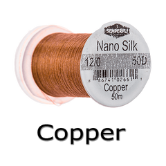 Semperfli 12/0 Copper nano