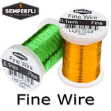 Semperfli Ultrafine 0.1mm fly tying wire