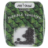 Chevron Flexi Beads Flexible Tungsten Beads