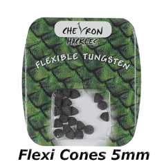 Chevron Hackles Flexi Cones 5mm