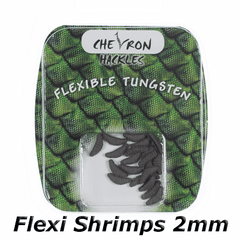 Chevron Hackles Flexi Shrimps 2mm