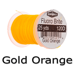 Semperfli Fluoro Brite Gold orange