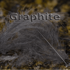 Chevron Hackles CDC  Graphite