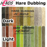 Hends Dubbing boxes, Hare