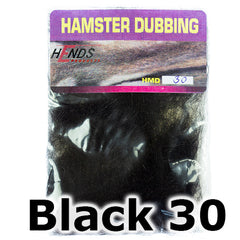 Hends Dubbing Hamster  Black 30