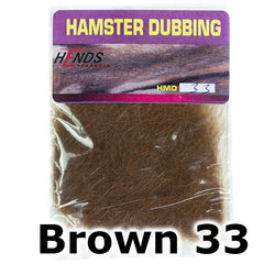 Hends Dubbing Hamster  Brown 33