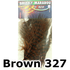Hends Grizzly Marabou Feather Packs