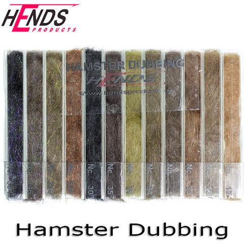 Hends Hamster Dubbing Box