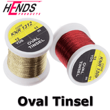 Hends Oval Tinsel Spools