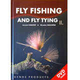 Hends Book & DVD Fly Fishing and Fly Tying 2