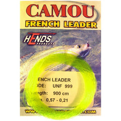 Hends Fluorescent French Nymph Leaders 9m