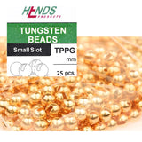 Hends Small Slot Tungsten Beads