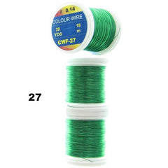 Hends Fly Tying Wire 25 Colours