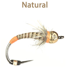 Grayling Attractor Goldhead Natural