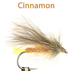 CDC Sedge, cinnamon