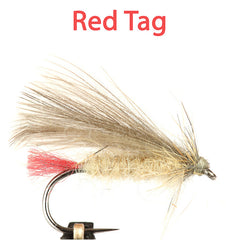 CDC Sedge, red tag