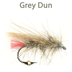 CDC Sedge, grey dun