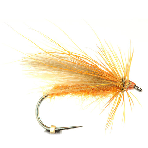 CDC and Elk Caddis Variant, cinnamon