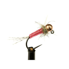 Example fly tied by Jonathan Hoyle