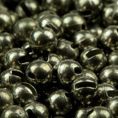 Small slot tungsten beads plain