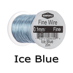 Semperfli Ultrafine Wire Ice Blue