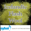 Sybai Icelandic Flash Wool Dubbing