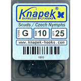 Knapek Barbless Shrimp Hooks (G)