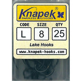 Knapek Barbless Lake Hooks (L)