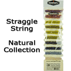 Semperfli Straggle String natural collection