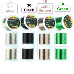 Hends Coloured Wire 25 Colours
