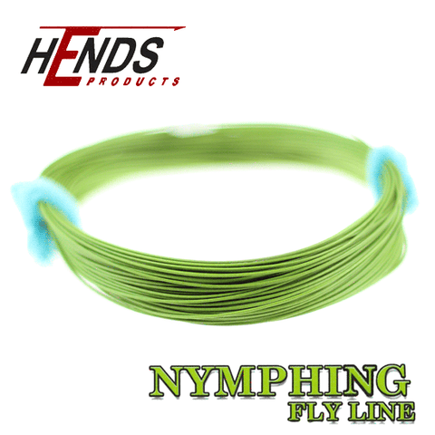 Hends Nymphing Fly Line L000 0.58mm