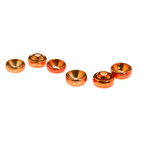 Tungsten Collars Metallic Orange