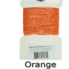 Semperfli Swiss Straw Orange