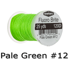 Semperfli Fluoro Brite Pale Green #12