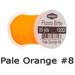 Semperfli Fluoro Brite Pale Orange #8