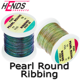 Hends Fine Pearl Round Ribbing