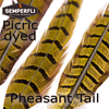 Semperfli Picric Cock Pheasant Tail Twin pack