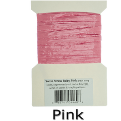 Semperfli Swiss Straw Pink