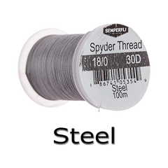 Semperfli Spyder Thread Steel