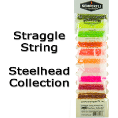Semperfli Straggle String Steelhead collection