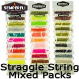 Semperfli Straggle String Mixed Packs