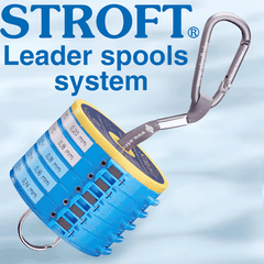 Stroft Leader Spools Complete System Set of 5 New Version