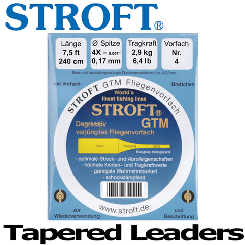 Stroft Tapered Leaders GTM